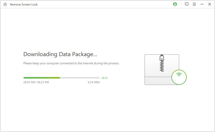 download data package