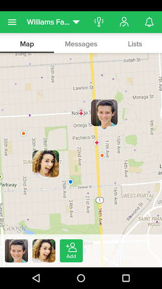 gps tracking app android - GPS Phone Tracker