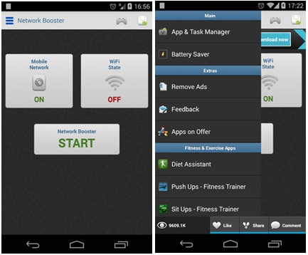 10 Best Booster for Android: Network Signal Speed Booster