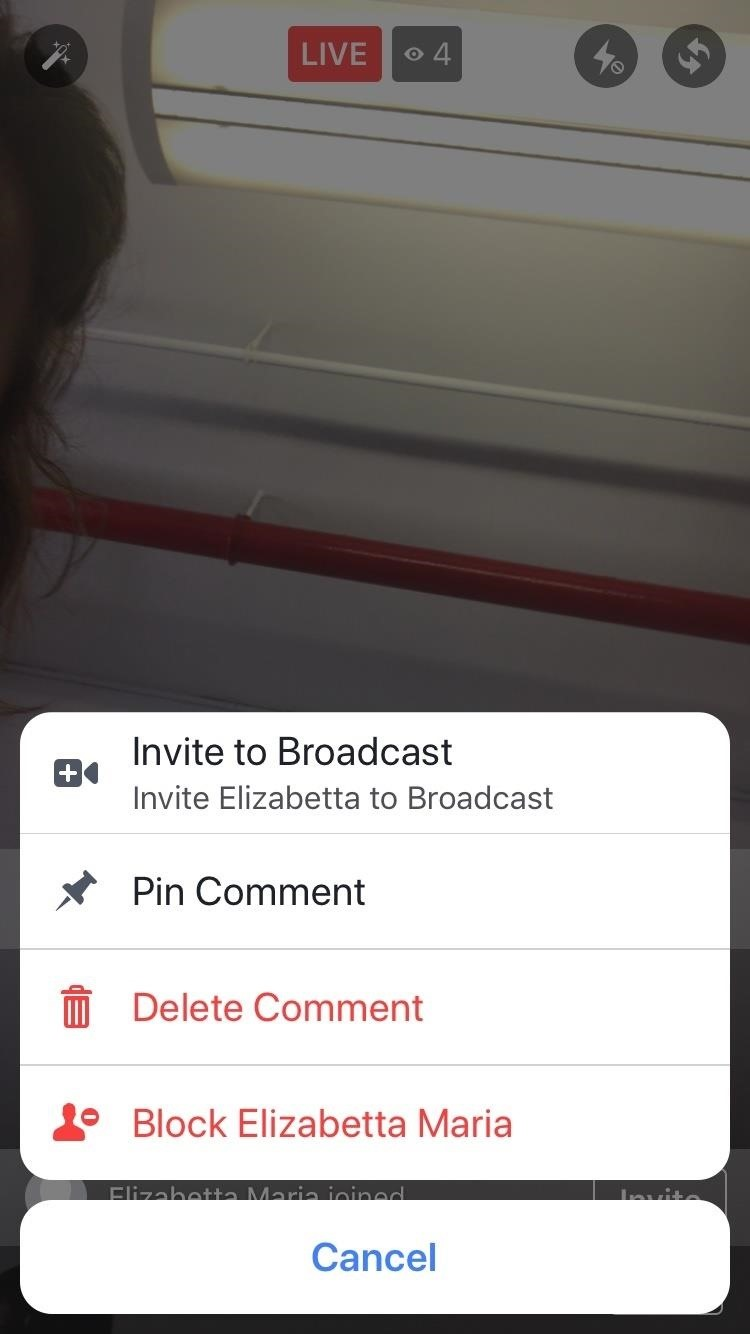 Facebook 101: How to Block Commenters from Spamming You During a Live Broadcast