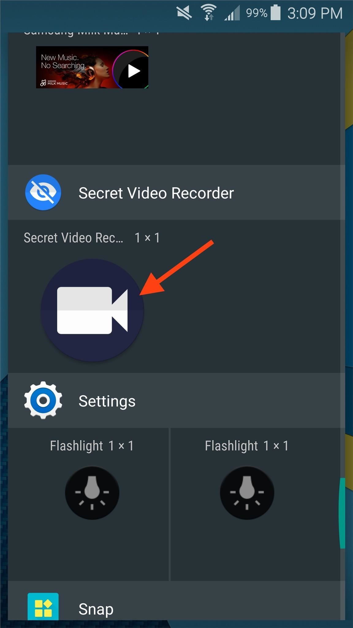 How to Secretly Record Videos on Android