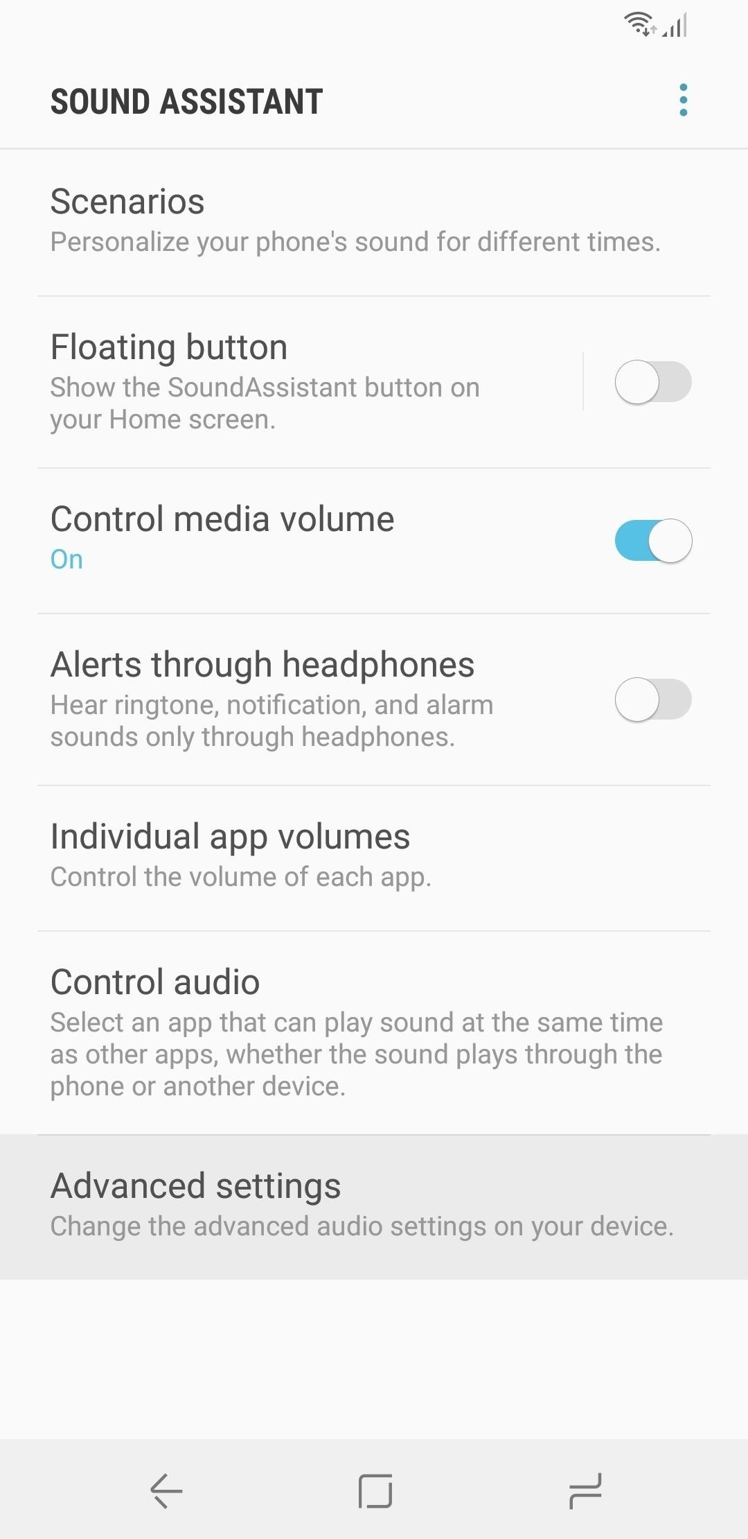 How to Increase the Number of Volume Steps on Your Galaxy Note 9