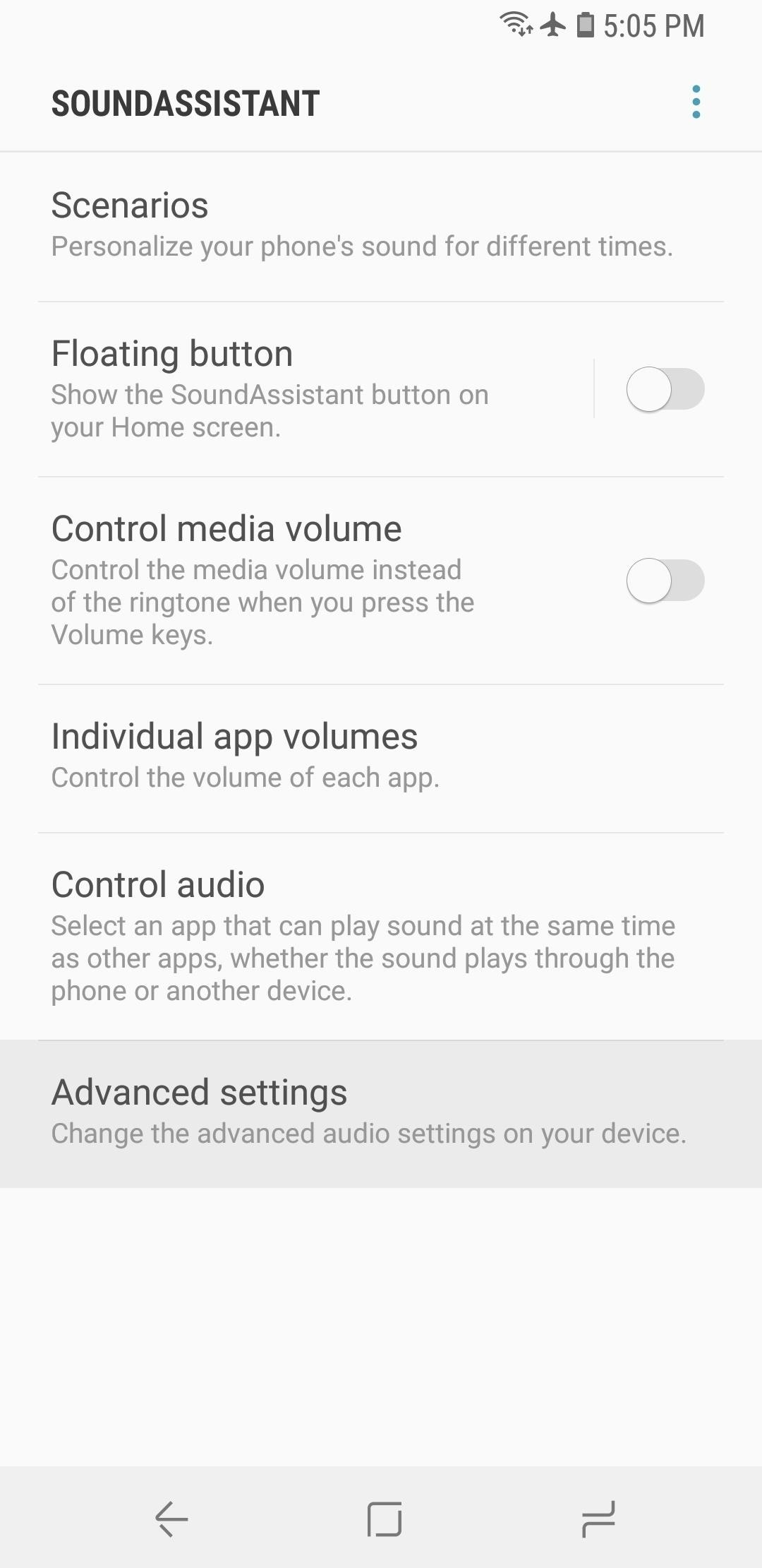 How to Increase the Number of Volume Steps on Your Galaxy S9