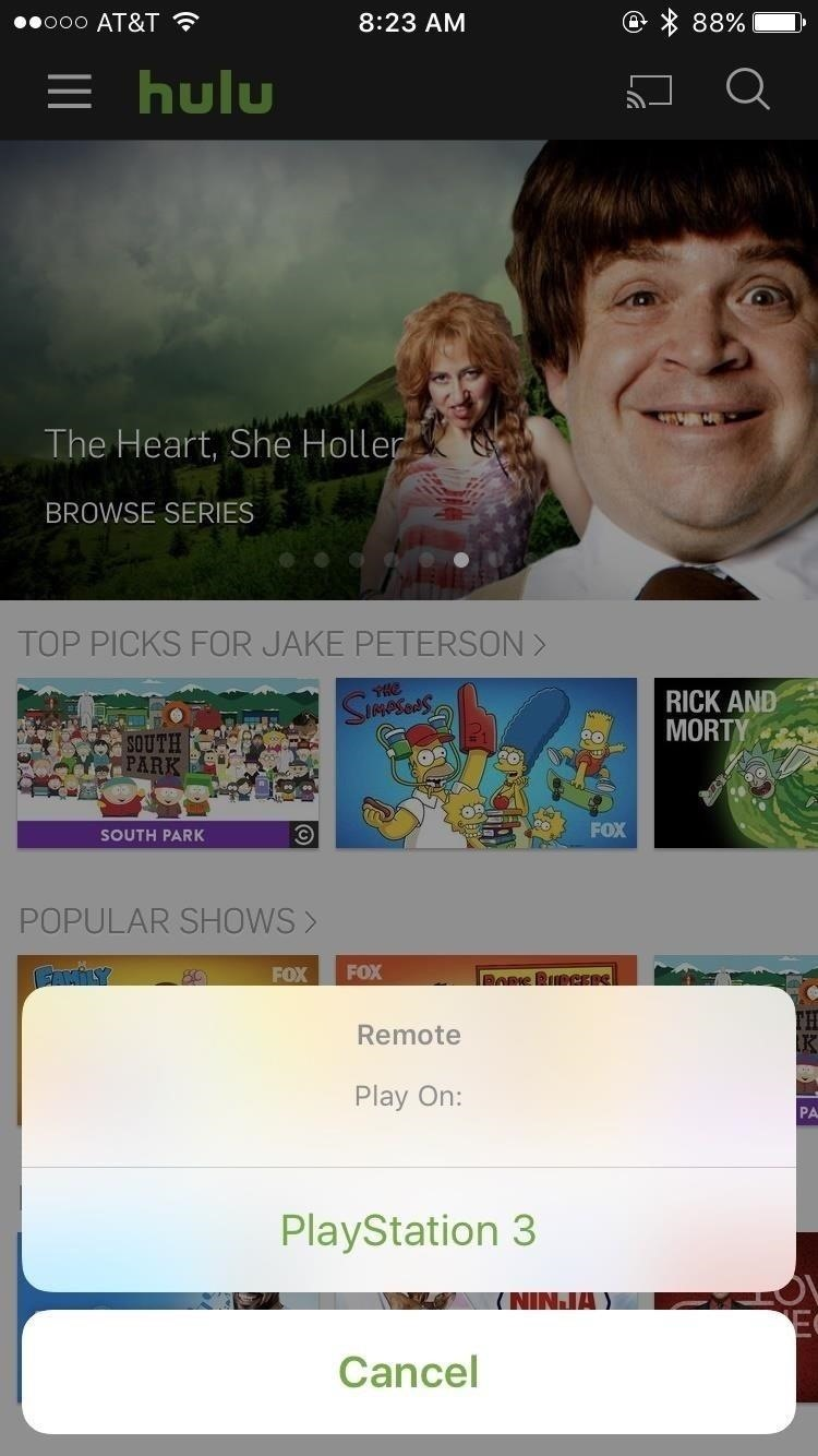 Hulu 101: How to Cast Shows & Movies to Your TV