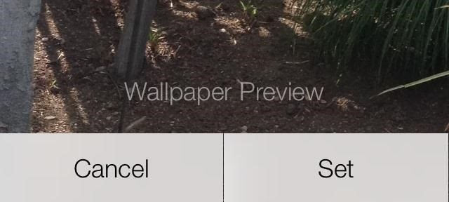 How to Set a Panoramic Photo as a Live Wallpaper in iOS 7 on Your iPhone