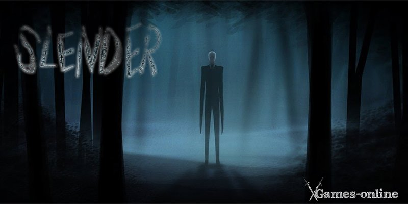 Хоррор игра Slender: The Eight Pages