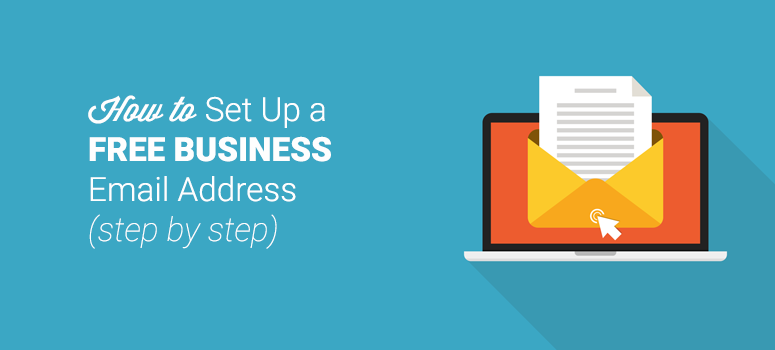 set up free business email address