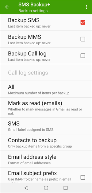recover deleted text messages on samsung with app 2