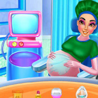 Princess Jasmine Pregnancy Check Up