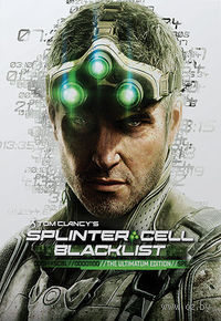 Tom Clancy`s Splinter Cell: Blacklist. The Ultimatum Edition